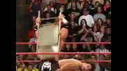 Armageddon 2008 Edge Vs Triple H Vs Jeff H