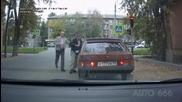 Пешеходци срещу Шофьори - Компилация