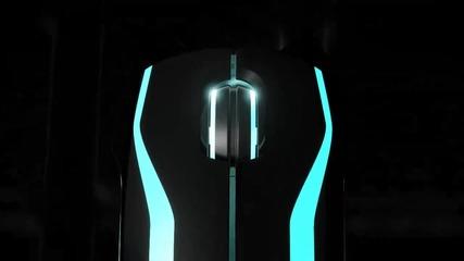 Razer Tron Gaming Peripherals
