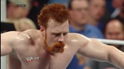 Sheamus vs. Alberto Del Rio Raw, May 26, 2014