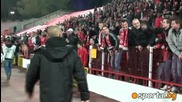 Радуканов се поклони пред червената публика!