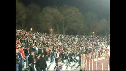 Ц С К А 4 - 0 Локомотив София (22.03.2012) - Напред, червените !