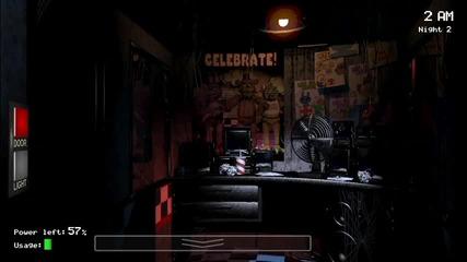 Five Nights at Freddy's Нощ2