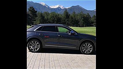 Тестваме Audi SQ8 с дизелови 435 к.с. и 900 Нм