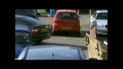 Ето Така Се Паркира Кола