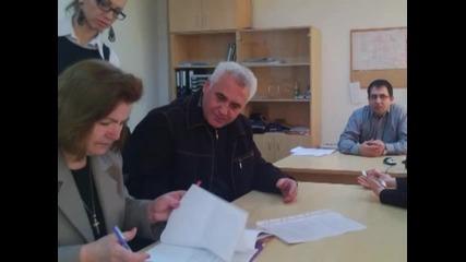 Миг Гълъбово 2011 с първи договор