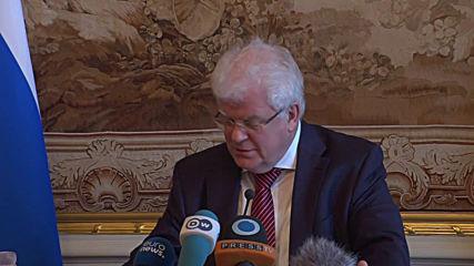 Belgium: Russian Ambassador seeks reconciliation with EU parliaments