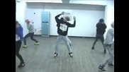 Teen Top - Supa Luv Dance Practice