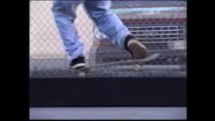 Трикове На Скейтъра Rodney Mullen