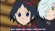 Kuromajo-san ga Tooru!! Episode 55