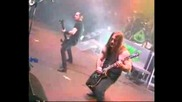 Overkill - Long Time Dyin (live) (на Живо)