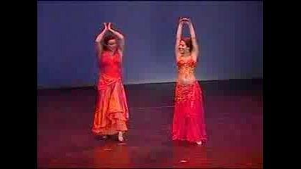 Arab Vs Flamenco Fantasy