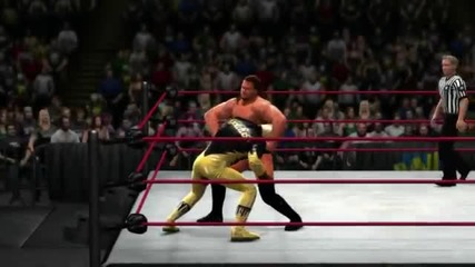 Val Venis hits his finisher in Wwe '13 (official)