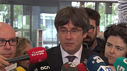 Belgium: Puigdemont released as he turns himself to authorities