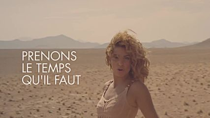 Tal - Le Temps Qu'il Faut ( Lyrics video )