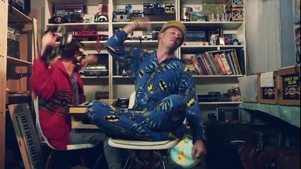 Macklemore & Ryan Lewis - Thrift Shop Feat. Wanz (official Video) 2013