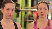 Супер Сериите С03, Еп02 - Тежка силова тренировка с близначките Теодора и Веселина