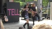 Selena Gomez - Crush - Live at Six Flags St. Louis 8222010