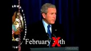 Буш Не Знае Колко Дни Има Февруари