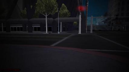 Дрифт на Gta San Andreas (samp) №2