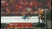 Wwe 02.02.09 Cm Punk Vs William Rigal And Girls *hq*