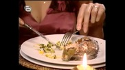Мехмед и Инджи вечерят заедно