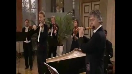 Й. С. Бах - Бранденбургски концерт No.5 - 3