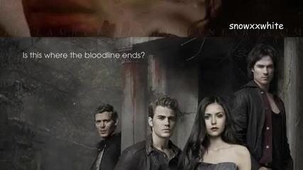 Конкурс на тема Дневиците на вампира