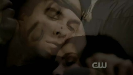 The Vampire Diaries - 2x22 - Delena; I like you now...