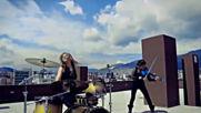 Кавър версия на Guns N' Roses с цигулка и барабани (music video)