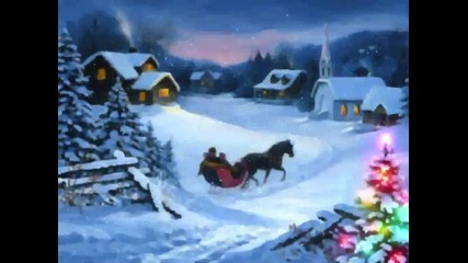 Детски Песнички - Jingle Bells (1) текст и превод