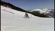 Сноуборд - Крис Австрия