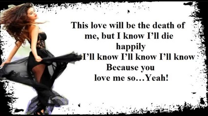 Selena Gomez - Come & Get It ,,lycis And Karaoke,,