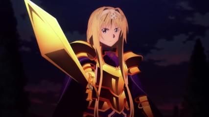 Sword Art Online: Alicization - War of Underworld - 02 ᴴᴰ