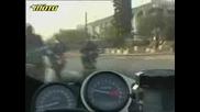 Kawasaki Zx 9r Crazy In Q8 City