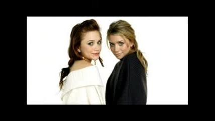 Mary - Kate, Ashley Olsen & Angelina Jolie