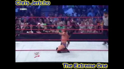 [mv] Chris Jericho - The Extreme One{undisputed production}!