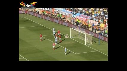 Анализ на мача Аржентина - Корея 4:1 Световно първенство Юар 2010