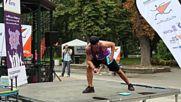 Body Pump тренировка в Пловдив