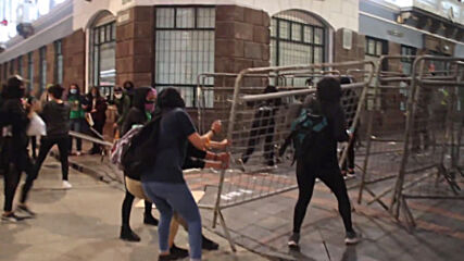 Ecuador: Protesters swarm Quito streets demanding decriminalisation of abortion