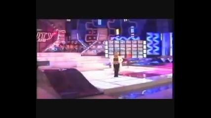 Natasa Bekvalac - Sada je stvarno kraj - City Club - (TV Pink 2002)