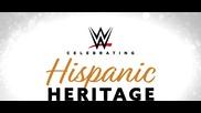 WWE Superstars honor their heroes during Hispanic Heritage Month
