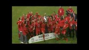 Liverpool Champions of Europe