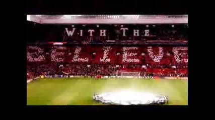 Manchester United-Believe