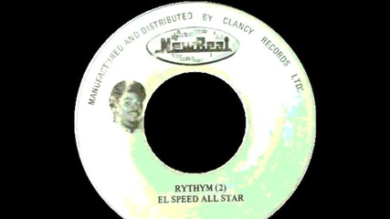 El Speed All Stars - Rhytym