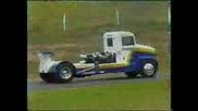 Камион 2800hp Burnout