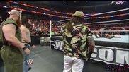 Джон Сина срещу Ренди Ортън за титлата в тежка категория на федерацията - Кралско Меле 2014