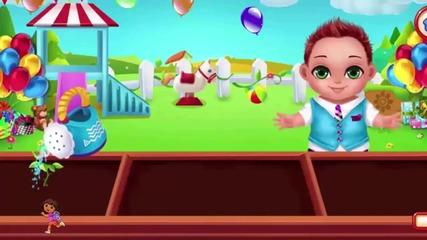 Развивающий мультфильм для детей, Учим цветы
