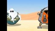 Stonre Trek Marooned On Tattooine - Part 2