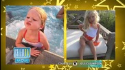 Jessica Simpson's Daughter's Sweet Swimsuit Pic!